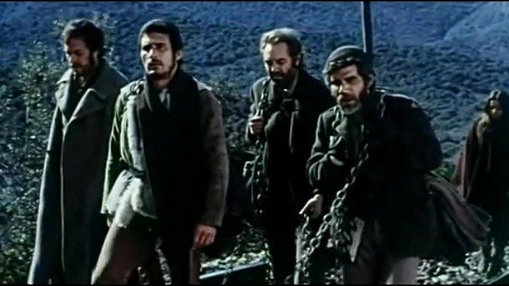 Обречённые жить (1972) - триллер, Вестерн
