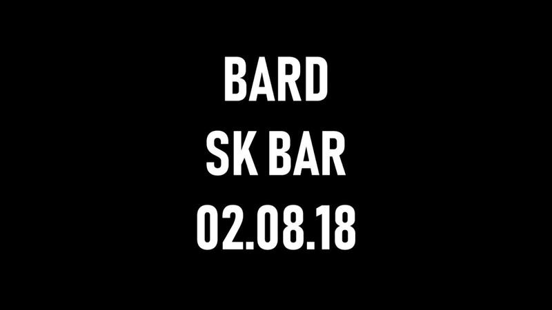 BARD CONCERT 2018 SK bar Cheboksary