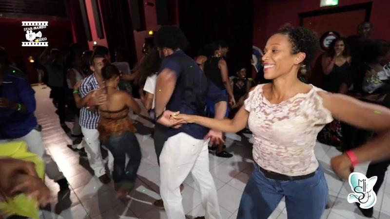Salsa Bordel by Terry SalsAlianza - social dancing @ Martinique Int Salsa Festival 2018