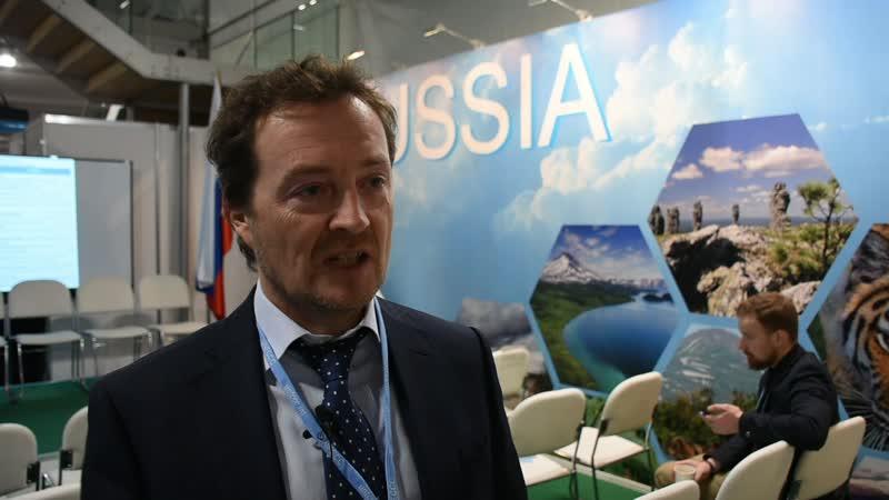 Максим Титов о выходе российских энергоэффективных компаний на новые рынки