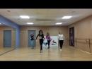 "Bachata Lady Style, Танцы ""Strelka"" Нефтекамск"