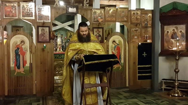 Иерей Константин Мишечкин О грехе любостяжания и идолослужении в наши дни
