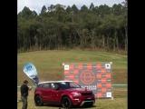 Изрешетил Range Rover!