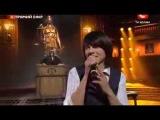 Алексей Смирнов - Ты дарила мне розы [9 прямой эфир, 1 песня] шоу Х-фактор 3 сезон  22.12.12г.