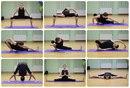 Комплекс упражнений направленный на раскрытие тазобедренных суставов и освоение поперечног…