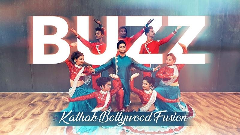 BUZZ   Bollywood KATHAK Fusion   Kumar Sharma   Kathak Rockers