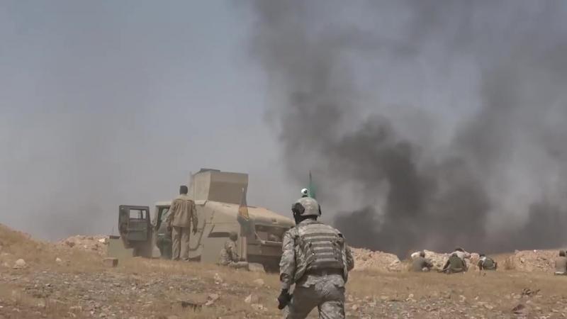 Ирак, окрестности города Талль-Афар, в провинции Найнава.