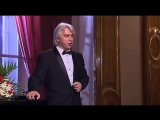 Дмитрий Хворостовский исполняет песню на стихотворение Александра Пушкина