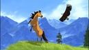 Детская песенка про лошадь Я бегу
