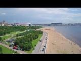 VK Fest 2017   Парк 300-летия СПб во время монтажа