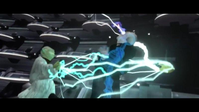 Месть Ситхов: Йода против Дарта Сидиуса - Альтернативная дуэль