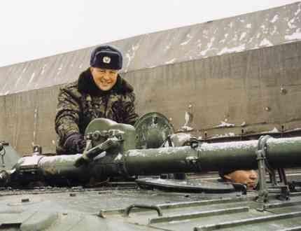 Сегодня день рождения Героя России - Юрия Буданова.
