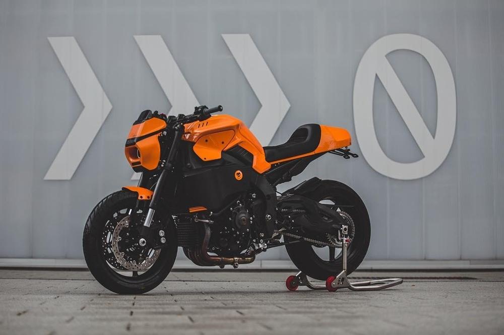 deBolex Engineering: кастом Yamaha MT-10
