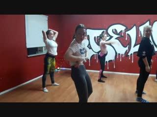 DANCEHALL с Софой) /школа танцев RISE_UP