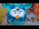 Ферби - Новая игрушка - Видео для детей