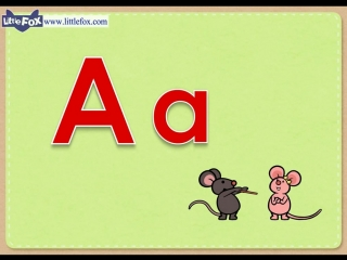 Aa letter