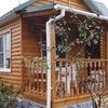 Садовые домики, модульные бани, каркасное стр-во