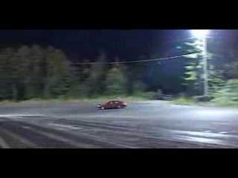 Old School Drifting - Stock 100hp, open diff AE86
