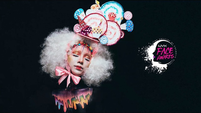 Face Awards Vietnam 2017 Top 15 | Dreaming in Candy | Quach Anh