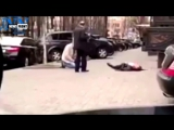 В сети появилось первое видео с места убийства Вороненкова