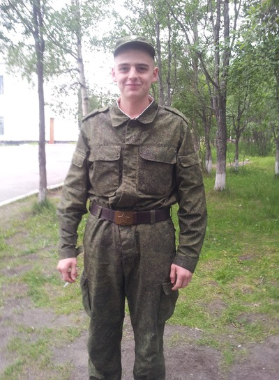Идар Дадов, 25 апреля 1995, Плавск, id144958354