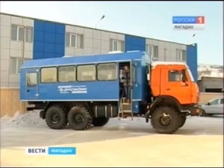 Новости: Вахтовые автобусы  для Магадана (модель УСТ-54535 id5776)