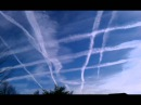 BEST VIDEO CAPTURE OF CHEMTRAILS ON YOUTUBE - SHOCKING 11-19-11 CHECKERBOARD FORMATIONS