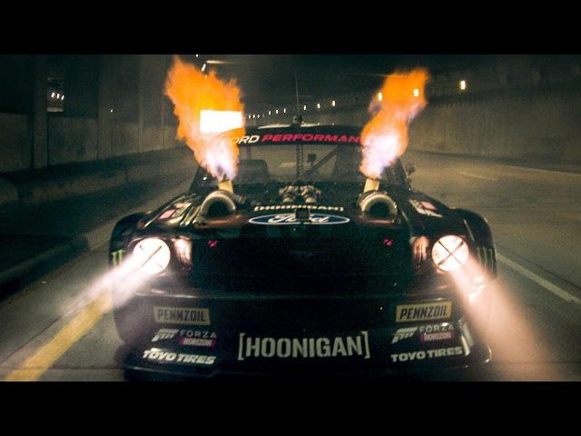 [HOONIGAN] Ken Block's GYMKHANA TEN: The Trailer (Presented by Pennzoil)