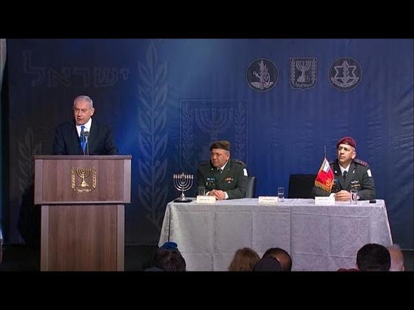 Предупреждение Нетаньяху Ирану