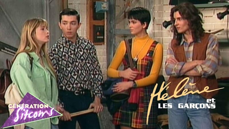 Hélène et les garçons - Épisode 66 - Le grand Manitou