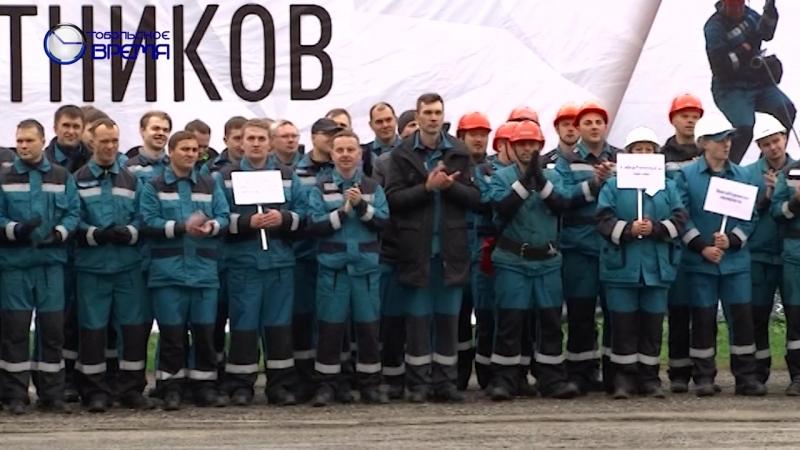 соревнования добровольных пожарных СИБУР