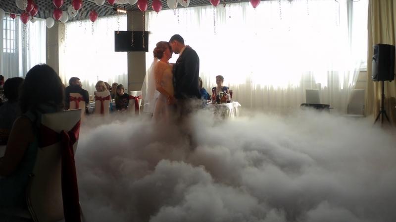 ТЯЖЕЛЫЙ ОДНА установка на свадебный танец. Спец эффекты на свадьбу: 8 (921) 406-84-88