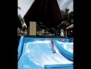 Искусственная волна Cartoon Network Amazone в Паттайе, Тайланд