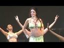 Saida y el Ballet de Luciana y Pablo Acosta en Tucumán Bellydance Fest 4