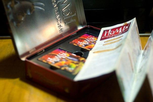 Настольная игра Номы, карты и правила
