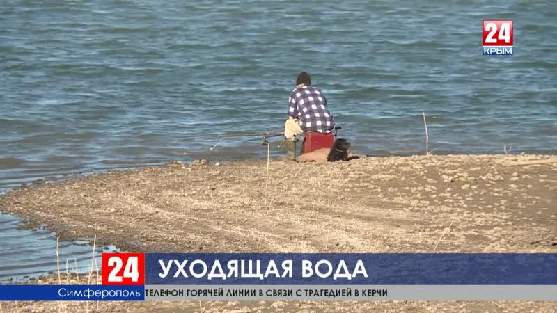 Крымские водохранилища опустели Власти утверждают ситуация под контролем