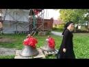 2018.09.20 ПОДЪЕМ КОЛОКОЛОВ. Пятогорский Богородицкий женский монастырь.