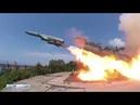 Адмирал Макаров и БРК Утёс провели ракетные стрельбы в Черном море