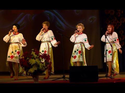 2018 Звітний концерт Марічки та Срібних джерел