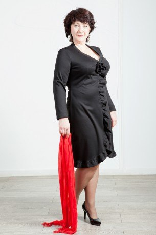 Каталог Женской Одежды Больших Размеров