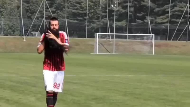 El Shaarawy? 92 Milan!