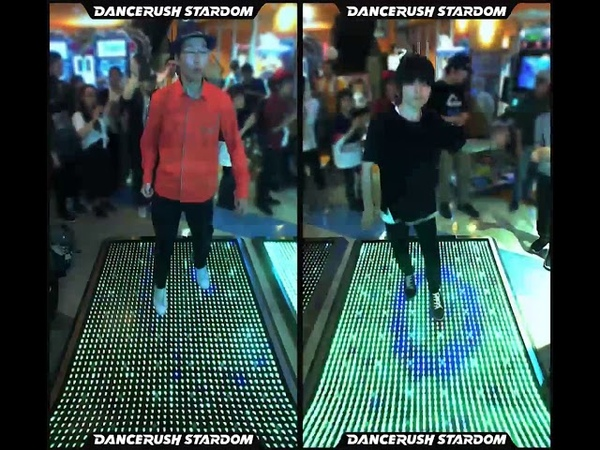 【名古屋DANCERUSH交流会】リレー動画 part3「Butterfly」DANCERUSH_STARDOM