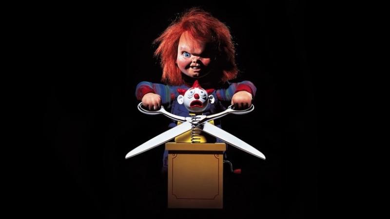 Детская игра 2 Кукла Чаки 1990 ужасы