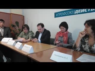 В Башкортостане директор роддома рассказывал про зарплаты врачей. Только вот цифры были не