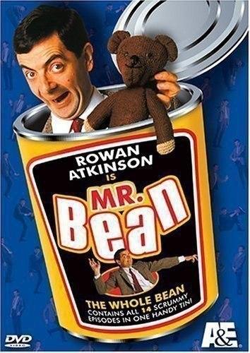 Все серии любимого сериала Мистер Бин!