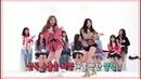IZ*ONE (아이즈원) Dancing To Other Groups 3 (SNSD, EXO, TWICE, WANNAONE, TAEMIN More)