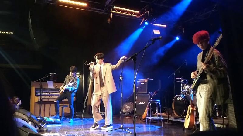 [사우스클럽]South Club - Blues Of D @Gloria, Helsinki (FINLAND) 팬캠