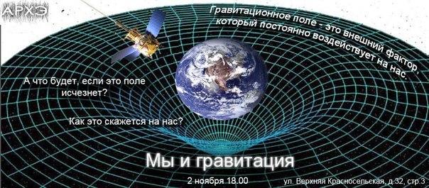 Любители М теории и Петлевой квантовой гравитации | ВКонтакте