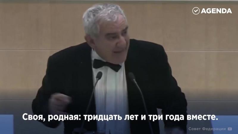 Михаил Казиник о культуре