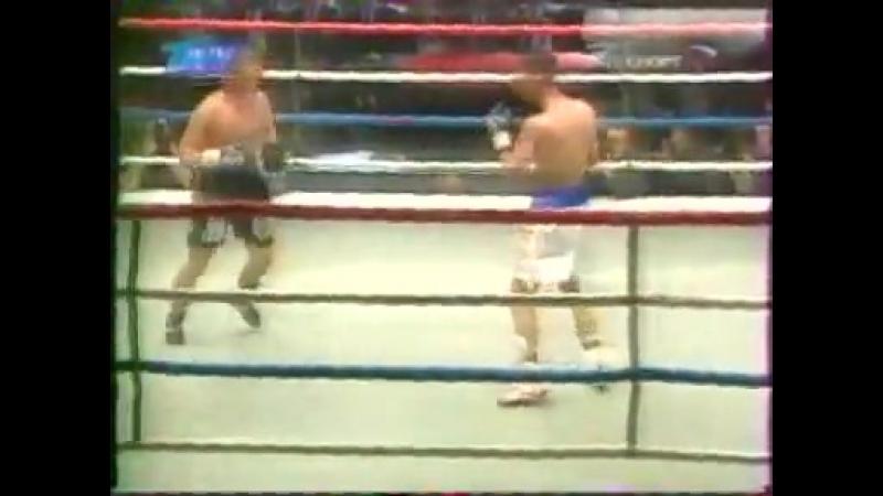 ЛегендыБокса - Дмитрий Кириллов против Кристофера Деникера, 1999